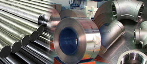 Inconel 718 Round Bars, Sheets & Socket Weld Fittings